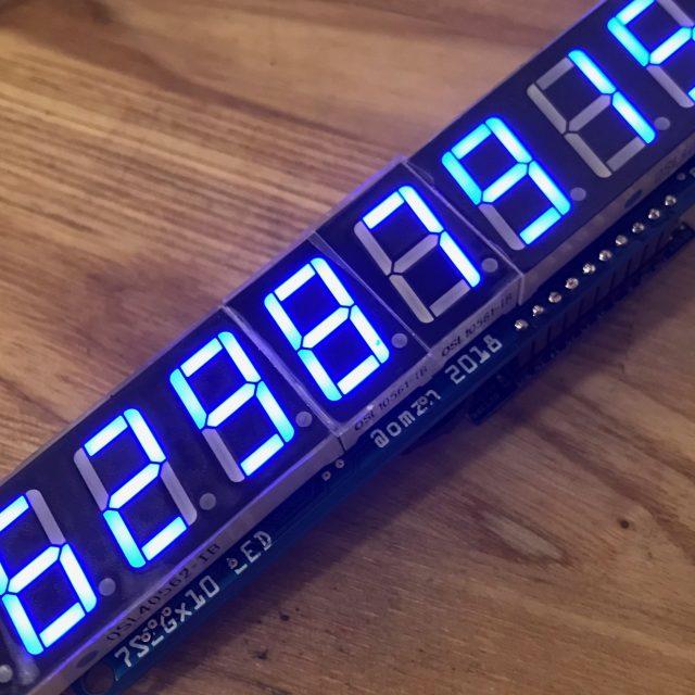 Year 2038 countdown clock